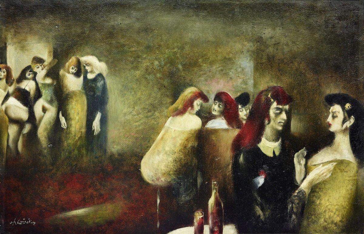 Hložník Vincent - Nevestinec (1945)