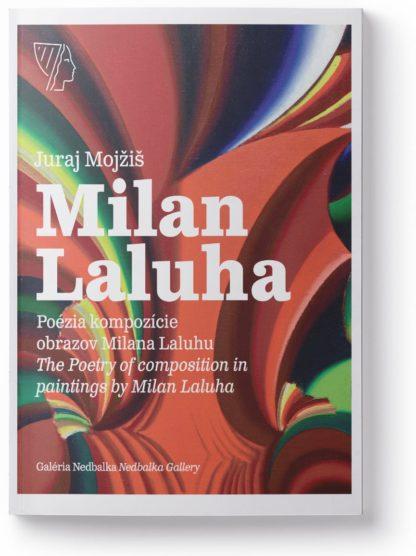 Poézia kompozície obrazov Milana Laluhu