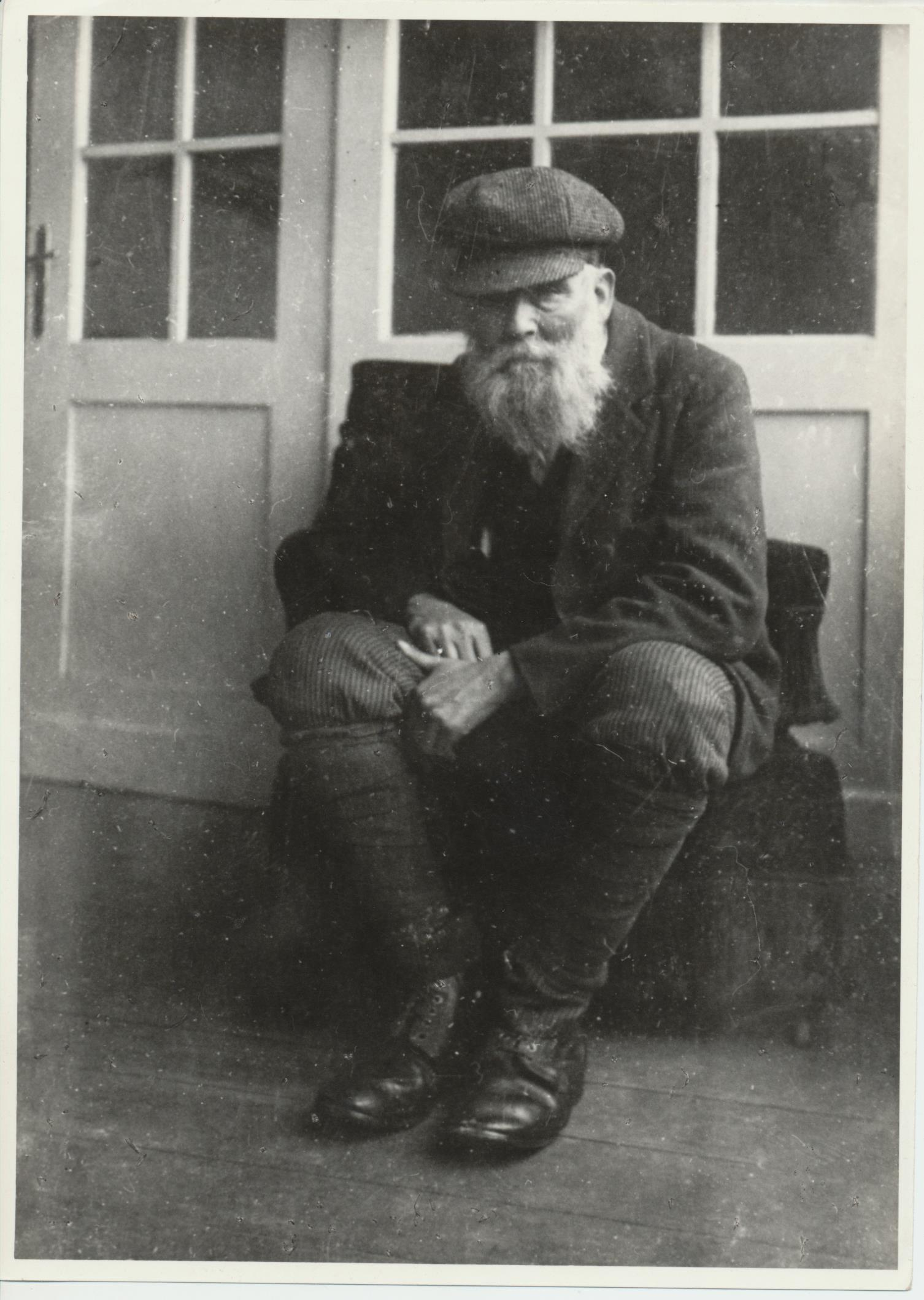 Portrét Ladislava Mednyánszkého